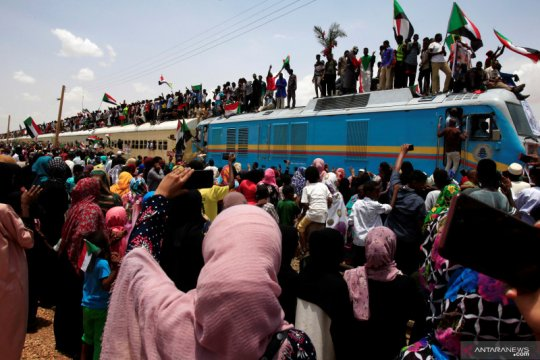 PM Sudan pilih 14 anggota kabinet pertama sejak penggulingan Bashir