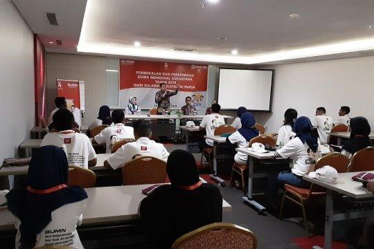 Wakil Wali Kota Jayapura bagi pengalaman dengan SMN Sulsel