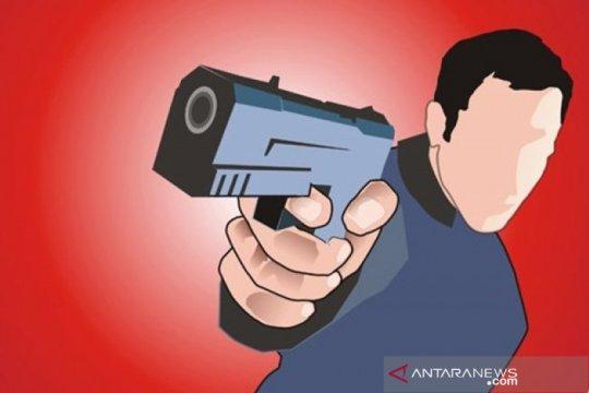 Polres Lampung Tengah tangkap dua tersangka penembak polisi