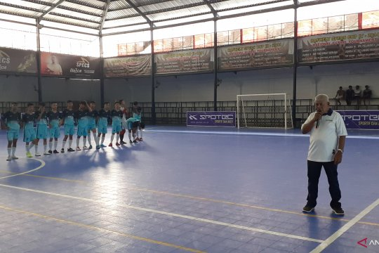 AFP Sumbar gulirkan Liga Futsal Nusantara 2019