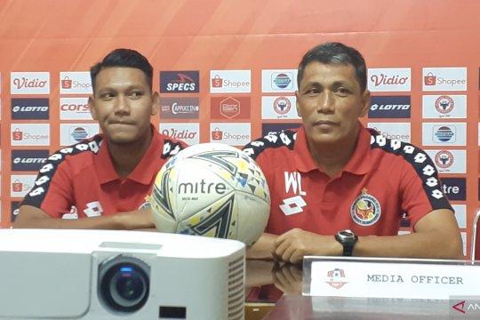 Semen Padang kontrak Manda Cingi hadapi Liga 2 2021