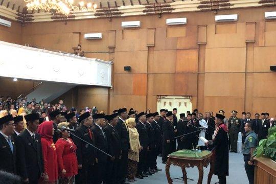 PPP dan Demokrat bergabung dengan Fraksi Partai Nasdem DPRD Yogyakarta