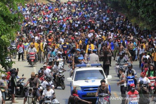 Mensos: Masyarakat Papua harus jadi subjek pembangunan