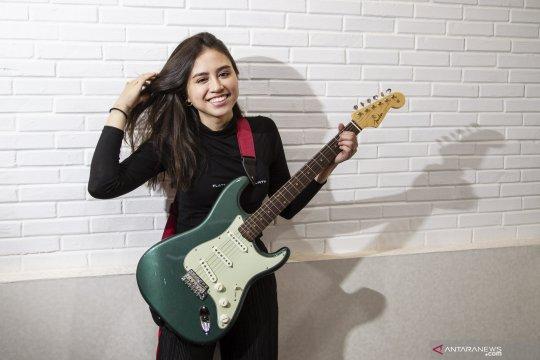 """Lagu """"Salem"""" bawa Andrea Turk jadi finalis di IAMA 2021"""