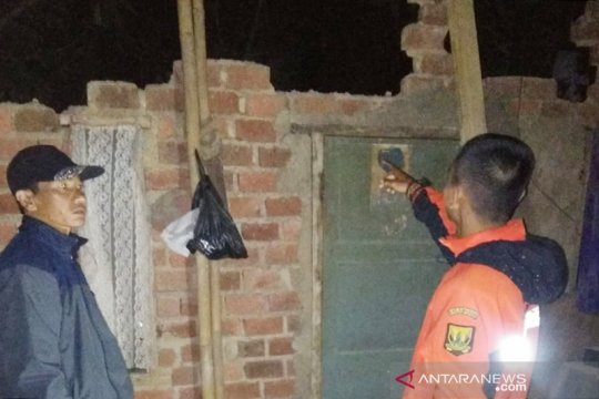 Gempa  bermagnitudo 3,0 di Sukabumi tidak menyebabkan kerusakan