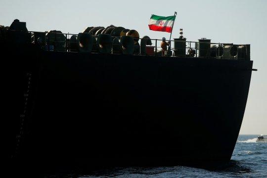 Iran peringatkan AS agar tak menyita tankernya yang baru dibebaskan
