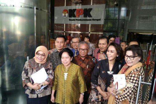 Pimpinan KPK terpilih dinilai harus bersinergi penegak hukum lain