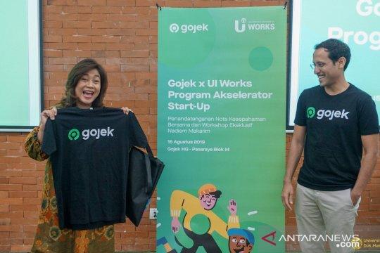 UI - Gojek kerja sama dukung program akselerator UI works