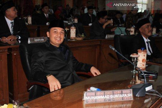 Muhammad Guntara anggota DPRD Pasaman Barat paling muda