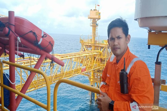 Rosyid buktikan putra Kotabaru bisa bersaing di Mubadala Petroleum