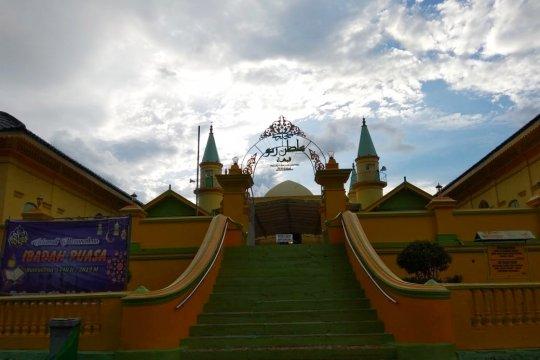 Kepri percantik Pulau Penyengat Tanjungpinang