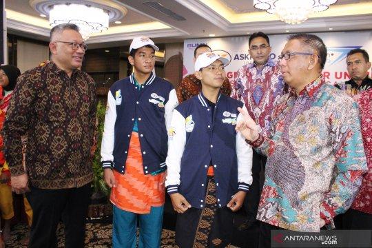 Pisah sambut Siswa Mengenal  Nusantara
