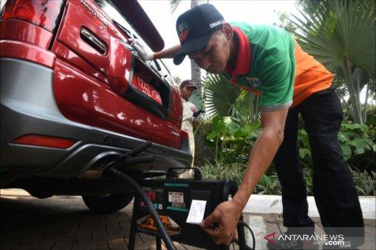 Syarat perpanjangan STNK diusulkan disertai hasil uji emisi