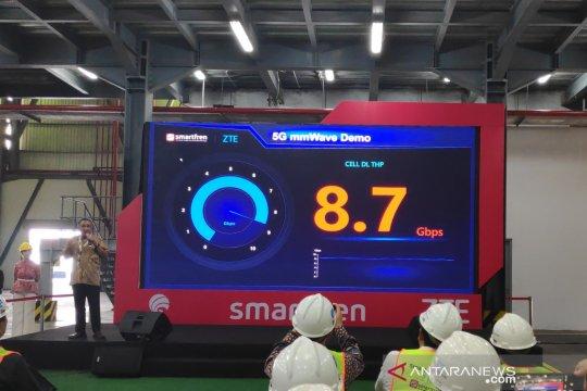 Smartfren harapkan slot baru untuk 5G di WRP