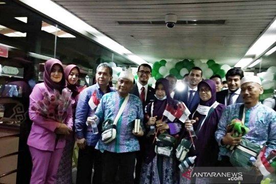 Lima bandara AP II siap sambut 233 penerbangan haji