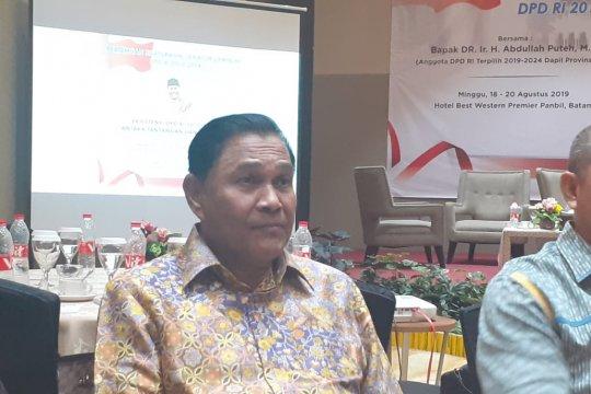 Abdullah Puteh siap bantu perdamaian di Papua
