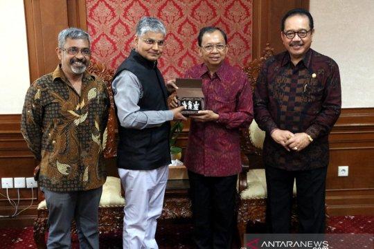 Gubernur Bali ingin perkuat kerja sama dengan India