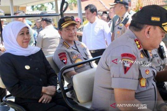Khofifah minta maaf pada warga Papua atas kejadian di Surabaya-Malang