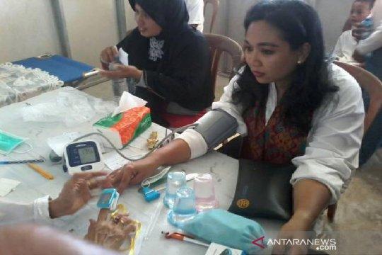 Korban gempa Sigi minta disediakan  layanan kesehatan di Huntara