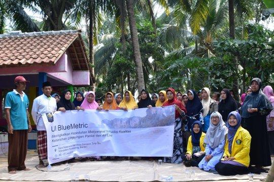 UI kenalkan BlueMetric untuk pengukuran kualitas laut Indonesia