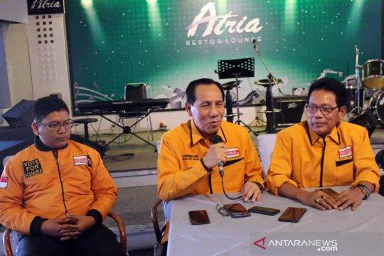 DPD Hanura: pertemuan 13 DPC di Solo ilegal