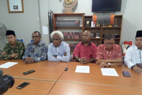 Ketua FKUB Papua prihatin pemberitaan di televisi terkait demo