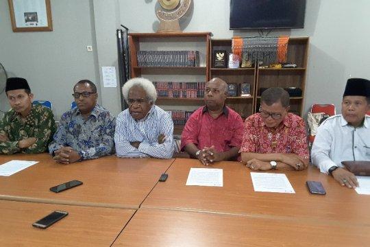 FKUB Papua minta tokoh agama dilibatkan dalam tim investigasi ke Jatim
