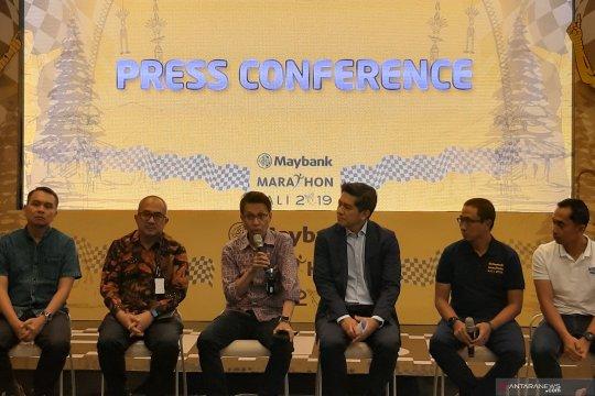 Penyelenggara Maybank Bali Marathon fokus jaga kesehatan pelari