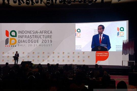 Presiden RI: Indonesia siap bangun infrastruktur Afrika