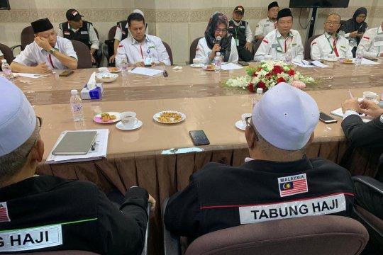 Malaysia undang Indonesia tukar informasi terkait penyelenggaraan haji