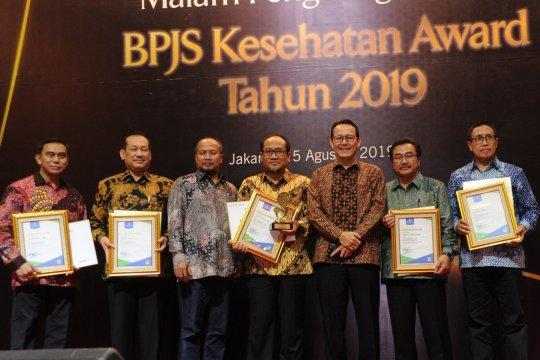 BPJS Kesehatan apresiasi faskes berkomitmen pelayanan terbaik
