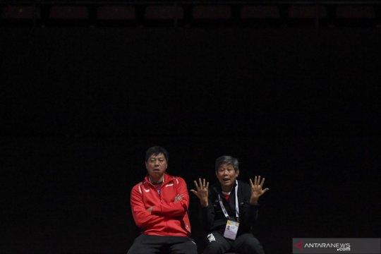 Herry IP: Ganda putra Indonesia tidak capai target di Thailand Open II