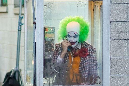 "Dua jaringan bioskop AS larang penonton ""Joker"" pakai topeng"