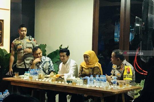 Gubernur Jatim siap tuan rumah silaturahim selesaikan persoalan Papua
