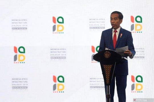 Presiden RI: Indonesia-Afrika kekuatan besar jika bersatu