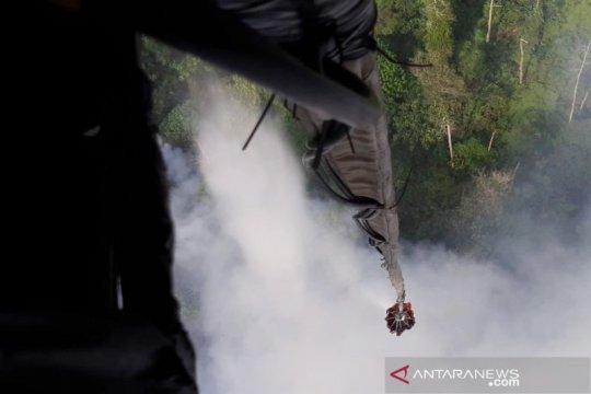 Jarak pandang di Pelalawan Riau turun jadi 1,5 km akibat asap