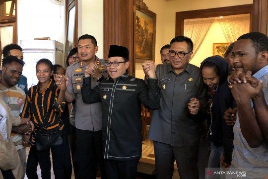 Pemkot Malang berdialog dengan perwakilan mahasiswa asal Papua