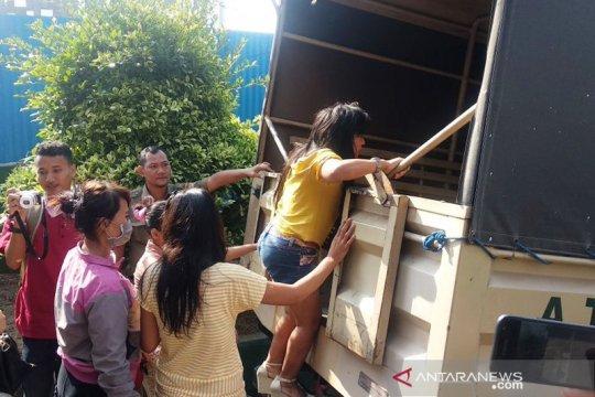 Satpol PP Bandarlampung tangkap 32 PSK selama Agustus 2019