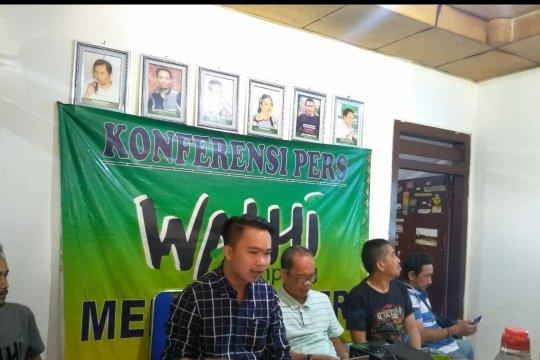 Walhi dorong penegakan hukum kegiatan reklamasi Pulau Tegal Mas