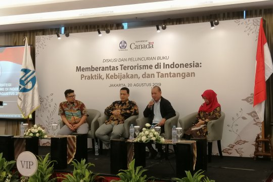 BNPT jalin kerja sama dengan pesantren lawan radikalisme