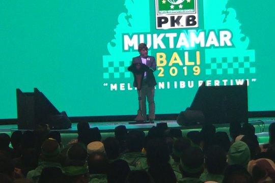 Ma'ruf Amin hadiri penutupan Muktamar PKB