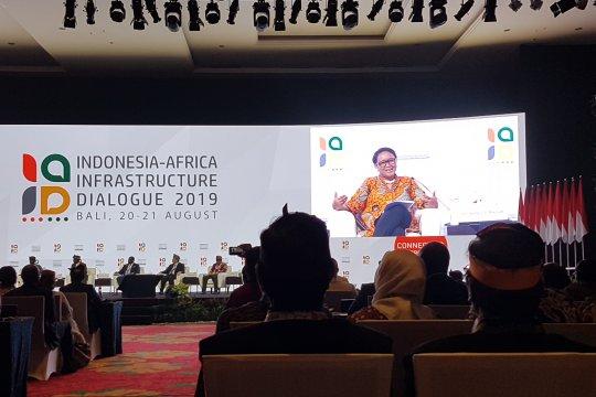 Indonesia ingin bangun ikatan kuat dengan Afrika