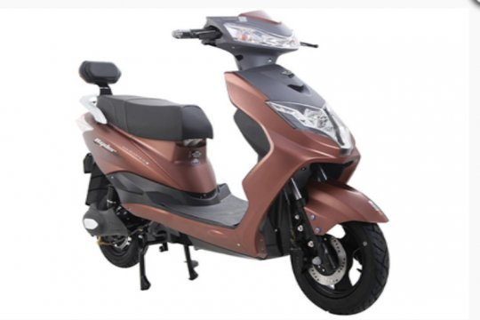Kemarin, skuter berbaterai portabel lalu Naga Bonar Reborn akan hadir