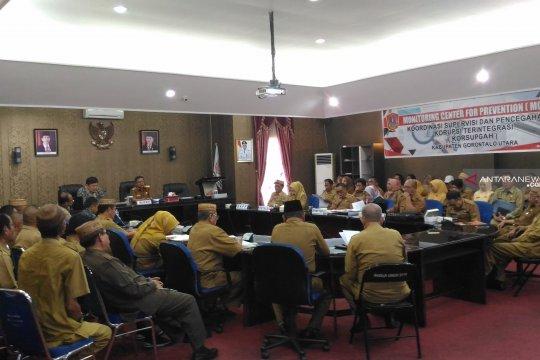 Pemkab Gorontalo Utara serius cegah korupsi dengan pendampingan KPK