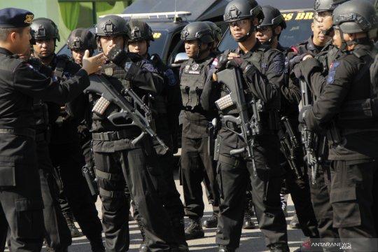 Ribuan personel amankan kedatangan Jokowi ke NTT