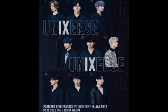 SF9 batal konser di Jakarta 23 Agustus 2019