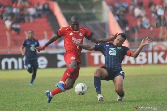 Semen Padang isi jeda kompetisi Liga 1 dengan ikut turnamen