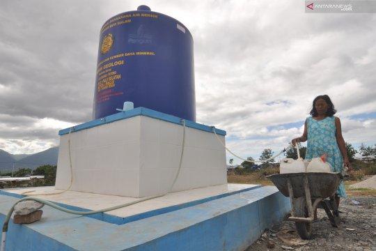 Kementerian ESDM akan bangun 1.000 sarana air bersih