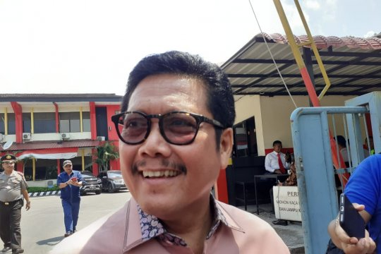Kepala dinas di Kepri jalani pemeriksaan KPK