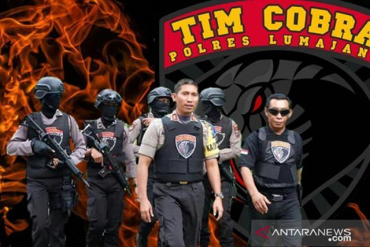 631 personel amankan Tour d'Indonesia di Lumajang